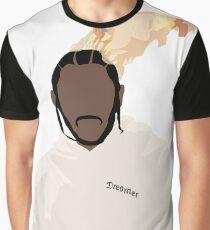 Kendrick Lamar - Auf Feuer Grafik T-Shirt