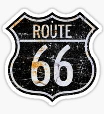 ROUTE 66 Sticker