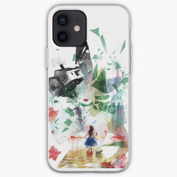 Not in Kansas Anymore v2 iPhone Soft Case