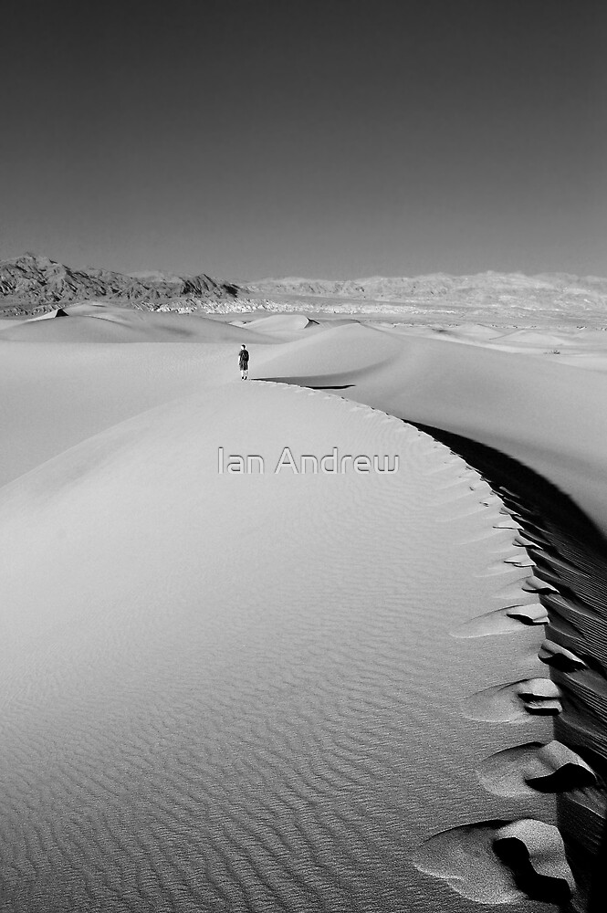 Death Valley Outlook by Ian Andrew
