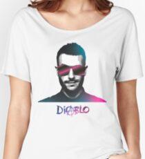 DON DIABLO Women's Relaxed Fit T-Shirt