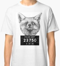 Busted Fox Classic T-Shirt