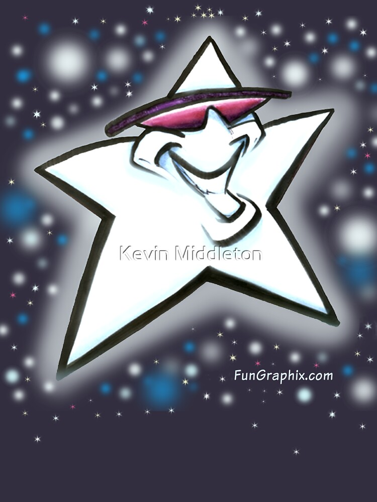 Stars by kevinmiddleton