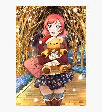 Love Live! School Idol Project - Maki's Present Photographic Print