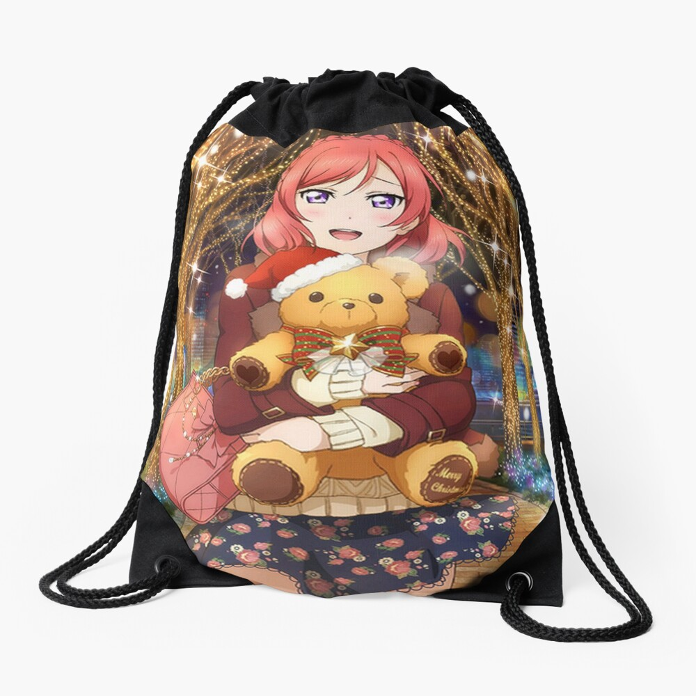 Love Live! School Idol Project - Maki's Present Drawstring Bag