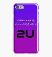 No limit in the sky #2u iPhone Case/Skin