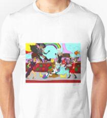 Top 4 battle it out Unisex T-Shirt