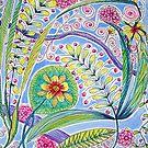 Magic Garden  by marlene veronique holdsworth