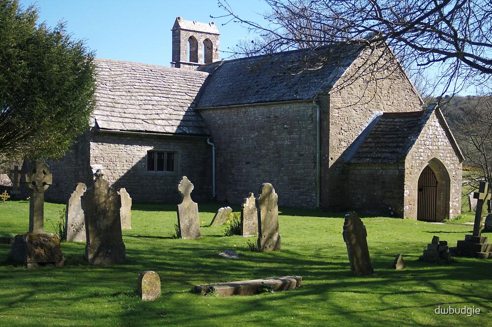 tyneham church by dwbudgie