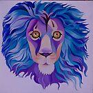 """Lion"" by Tatyana Binovskaya"