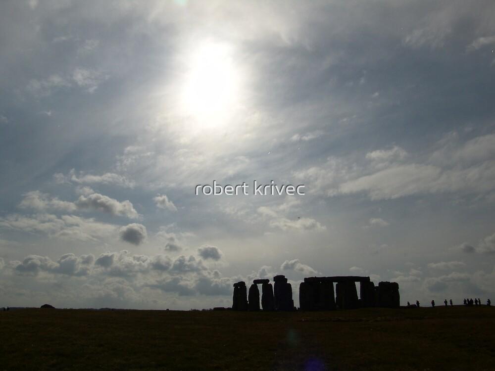 stonehedge by robert krivec