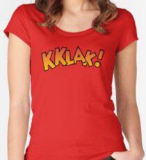 Kklak! Women's Fitted Scoop T-Shirt