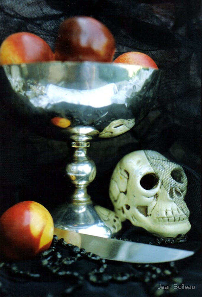 Life and Death by Jean Boileau