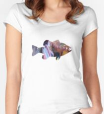 Perch  Women's Fitted Scoop T-Shirt