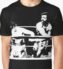 American Fight Graphic T-Shirt