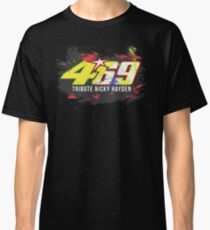 Valentino Rossi tribute Nicky Hayden Classic T-Shirt