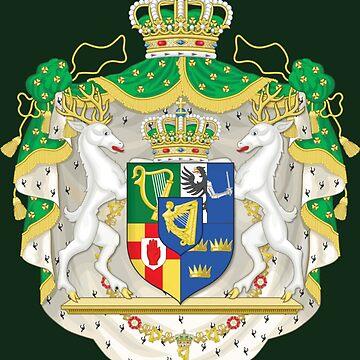 Kingdom of Ireland by plove526