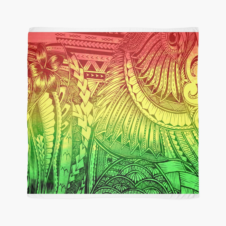 Polynesian reggae\