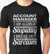 ACCOUNT MANAGER Unisex T-Shirt
