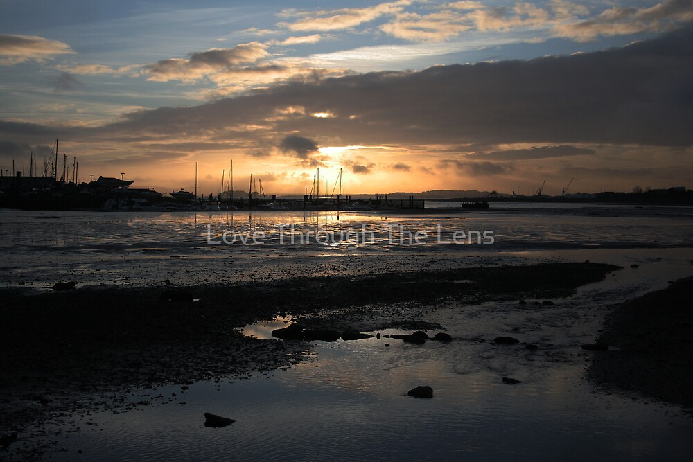 The End Of The Day by Love Through The Lens