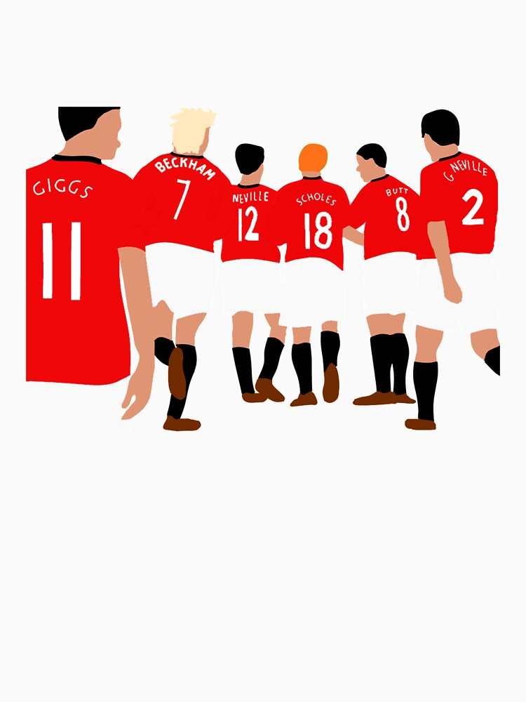 Class of 92 - Manchester United Legends by Swallace14