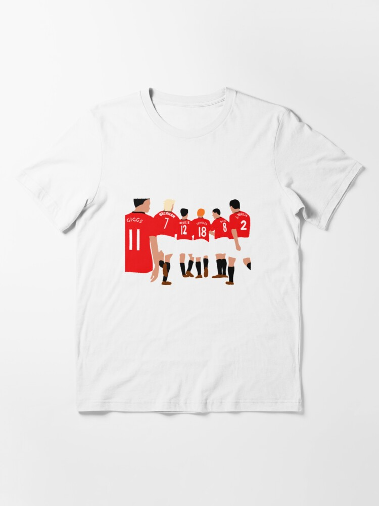 Alternate view of Class of 92 - Manchester United Legends Essential T-Shirt