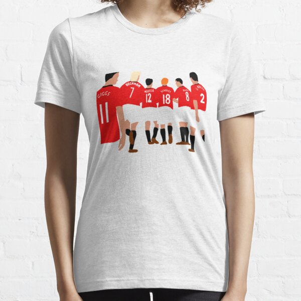 Class of 92 - Manchester United Legends Essential T-Shirt