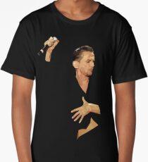Dave Gahan - Depeche Mode Long T-Shirt