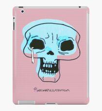 Skull Blink iPad Case/Skin