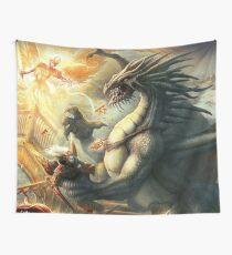 Dragon Final Wall Tapestry
