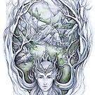 Hidden city of the elves by jankolas