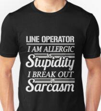 LINE OPERATOR T-Shirt