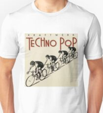 Kraftwerk Techno Pop 1983 T-Shirt