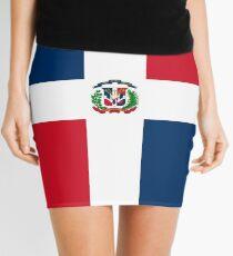 Dominican Republic Flag Duvet Sticker T-Shirt Cell Phone Case Mini Skirt