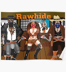 Rawhide Poster
