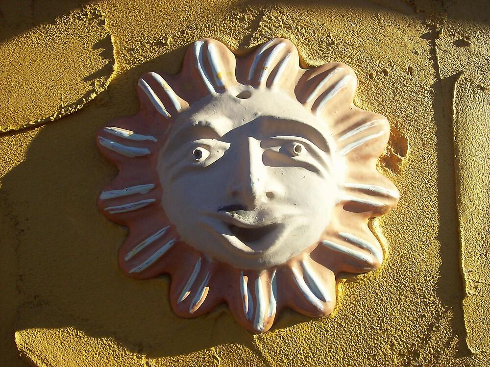 sun god by octaviusmiller