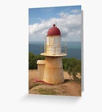 Cooktown Lighthouse, Far North Queensland Greeting Card