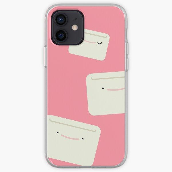 Tumbling Tofu iPhone Soft Case