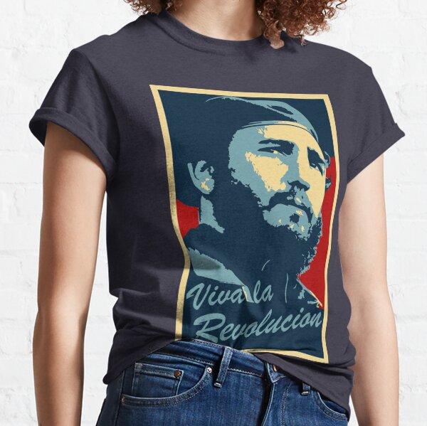 fidel castro poster Classic T-Shirt