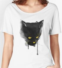 sumi cat Women's Relaxed Fit T-Shirt