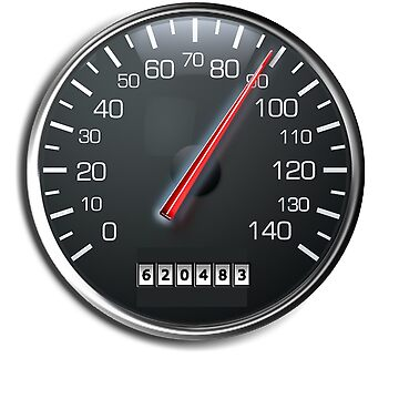 RACE, RACING, MOTORSPORT, SPEEDO, Speedometer, Speed meter, Race, Racing Cars, WHITE by TOMSREDBUBBLE