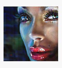 Brilliant Eyes Photographic Print