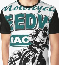 Speedway Racing Graphic T-Shirt