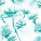 Succulent Dreamy Pattern by ZedEx