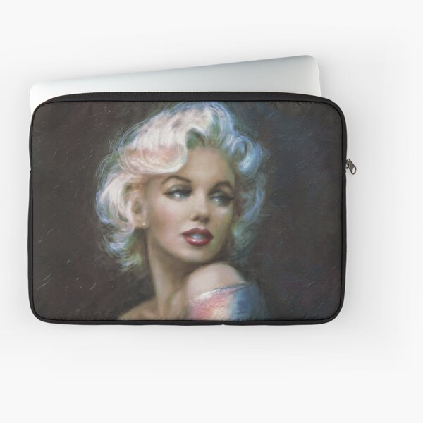 Marilyn Romantic W'W 4 blue Laptoptasche