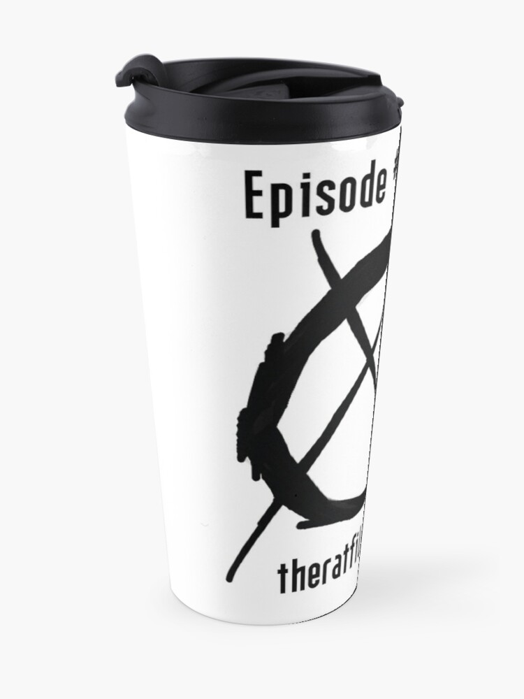 Alternate view of Slenderman Travel Mug