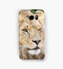 122014 lion Samsung Galaxy Case/Skin