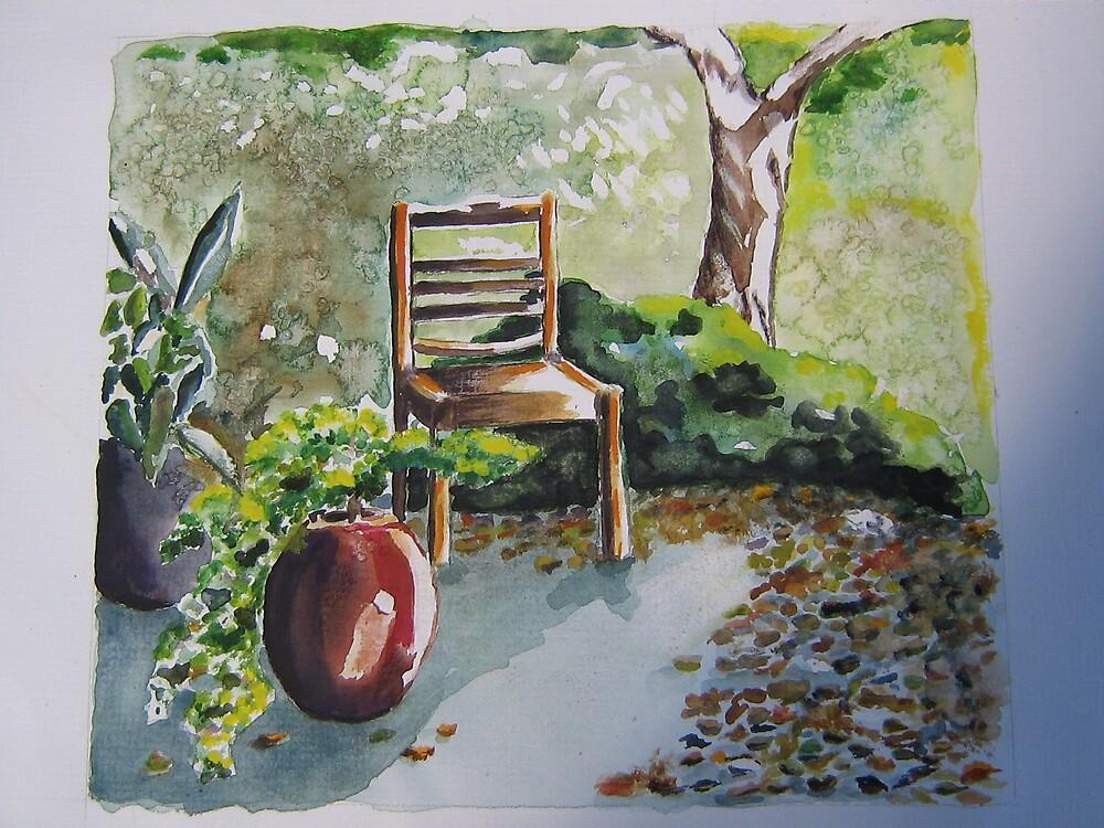 Garden chair by ValM