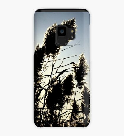 Pampas feather art ! Case/Skin for Samsung Galaxy