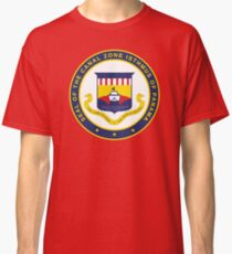 Seal of the Canal Zone Isthmus of Panama Classic T-Shirt